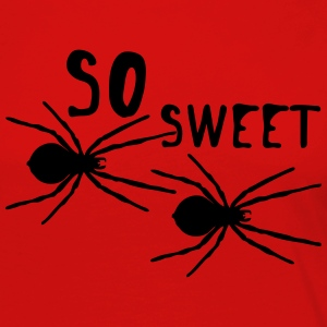 So Sweet (Spinnen) - Frauen Premium Langarmshirt