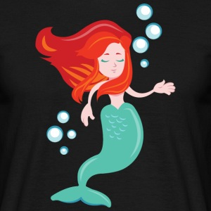 Mermaid T-Shirts - Men's T-Shirt