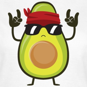Avocado Rock T-Shirts - Frauen T-Shirt