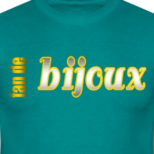 fan de bijoux - T-shirt Homme