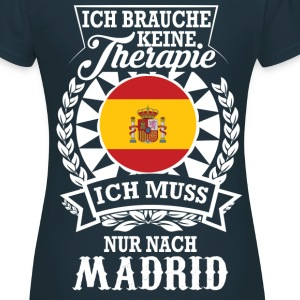 MADRID T-Shirts - Frauen T-Shirt