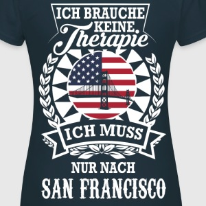 SAN FRANCISCO T-Shirts - Frauen T-Shirt