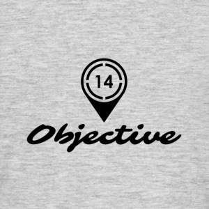 Objective14 logo T-Shirts - Men's T-Shirt