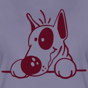The Bull Terrier T-Shirts - Women's Premium T-Shirt