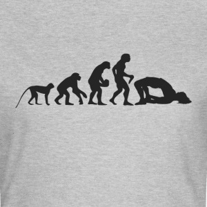 Evolution Yoga T-skjorter - T-skjorte for kvinner