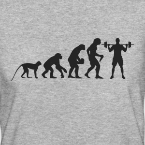 Evolution Fitness Tee shirts - T-shirt Bio Femme