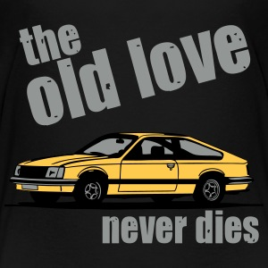 Monza old love T-Shirts - Teenager Premium T-Shirt