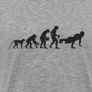 Evolution Fitness T-Shirts - Men's Premium T-Shirt