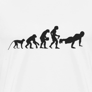 Evolution Fitness Tee shirts - T-shirt Premium Homme