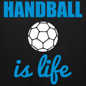 Handball is life Sportkleding - Mannen Premium tank top
