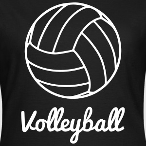 Volleyball Volley ball Tee shirts - T-shirt Femme