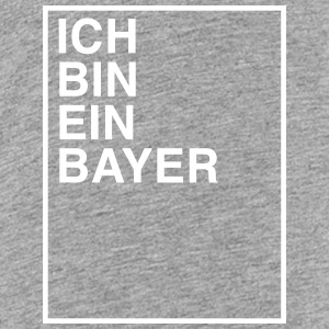 Ich bin ein Bayer T-Shirts - Teenager Premium T-Shirt