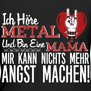 Metal Mama T-Shirts - Frauen Bio-T-Shirt