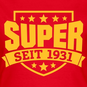 Super 1931 T-Shirts - Frauen T-Shirt