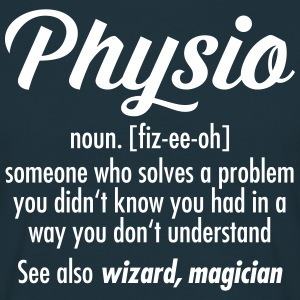 Physio Definition T-Shirts - Men's T-Shirt