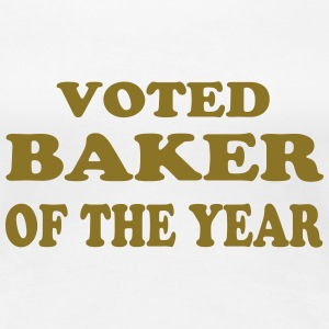 Voted baker of the year T-Shirts - Women's Premium T-Shirt