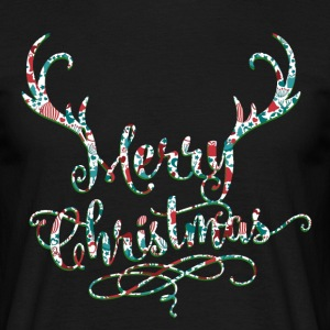 Merry christmas serf Tee shirts - T-shirt Homme