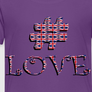 # love - T-shirt Premium Enfant