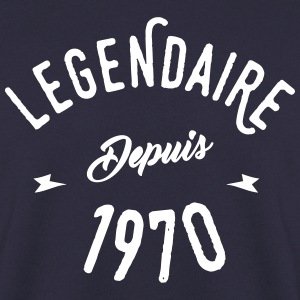 legendaire depuis 1970 Sweat-shirts - Sweat-shirt Homme