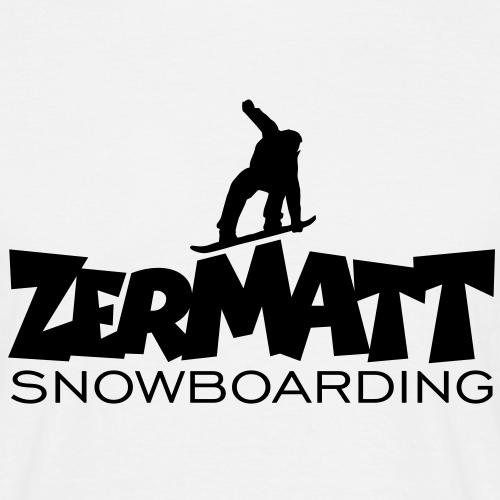 Zermatt Snowboarding