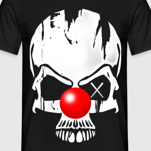 Horror Clown T-Shirts - Männer T-Shirt