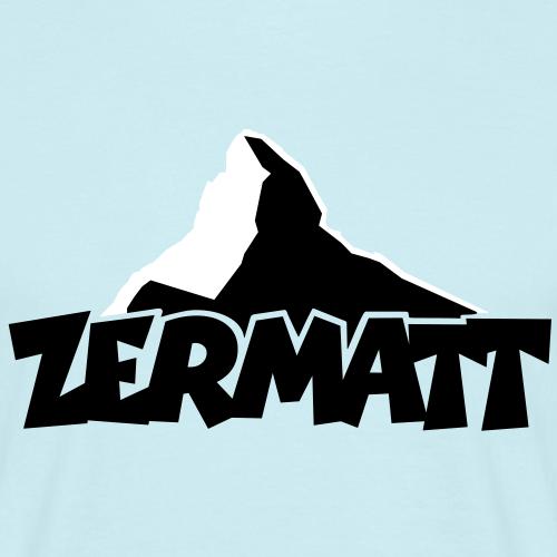 Zermatt am Matterhorn