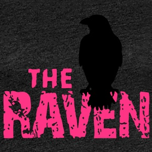The Raven - Frauen Premium T-Shirt