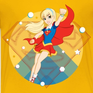 DC Super Hero Girls Supergirl - Kinderen Premium T-shirt