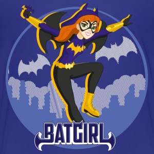 DC Super Hero Girls Batgirl In Gotham - Premium-T-shirt tonåring