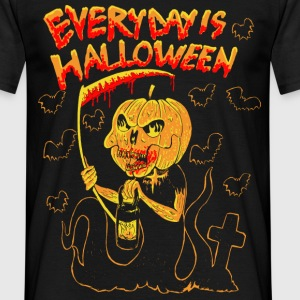 Everyday is halloween - T-shirt Homme