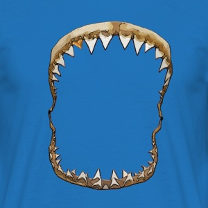 Shark Dent Or Tee shirts - T-shirt Homme