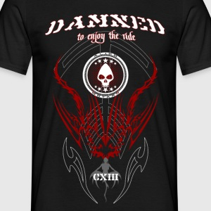 Damned to enjoy - Camiseta hombre