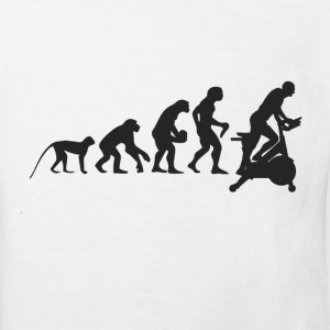 Evolution Fitness Tee shirts - T-shirt Bio Enfant