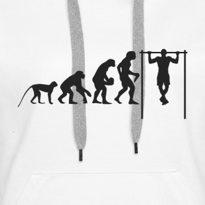 Evolution Fitness Hoodies & Sweatshirts - Women's Premium Hoodie