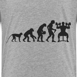 Evolution Fitness T-Shirts - Kinder Premium T-Shirt