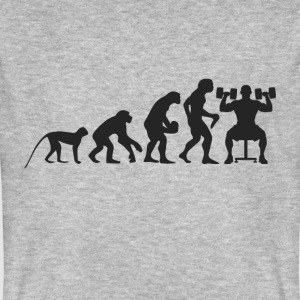 Evolution Fitness Tee shirts - T-shirt bio Homme