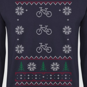 Ugly Xmas Sweaters Cycle Pullover & Hoodies - Männer Pullover