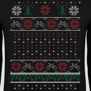 Ugly Xmas Cycling Pullover & Hoodies - Männer Pullover