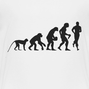Evolution Fitness Shirts - Teenage Premium T-Shirt
