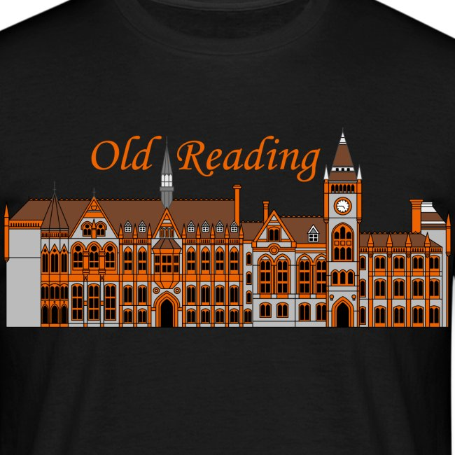 Old Reading (Front & Back)