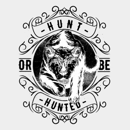 HUNT OR BE HUNTED #2