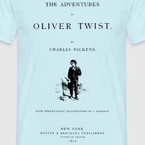 oliver twist T-Shirts - Men's T-Shirt