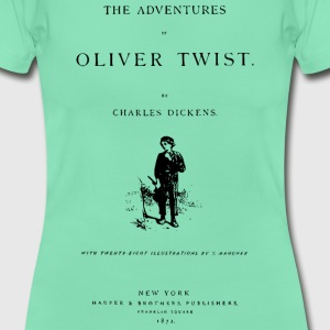 oliver twist T-Shirts - Frauen T-Shirt