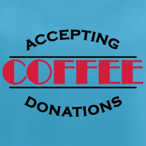 Accepting coffee donations Vêtements Sport - Débardeur respirant Femme
