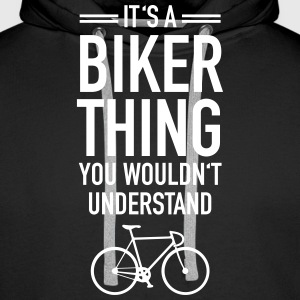 It's A Biker Thing - You Wouldn't Understand Tröjor - Premiumluvtröja herr