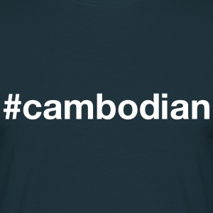 CAMBODIA Tee shirts - T-shirt Homme