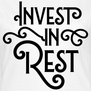 Invest in rest Tee shirts - T-shirt Femme