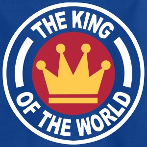 the king - 01 Tee shirts - T-shirt Enfant