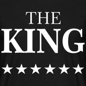 THE KING T-Shirts - Männer T-Shirt