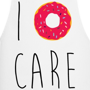 I Donut Care Funny Quote Tabliers - Tablier de cuisine